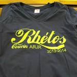 T-shirts rhétos